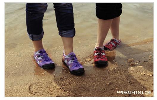 户外/二、穿防水的户外鞋。...